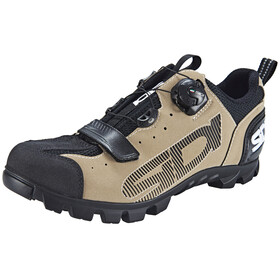 Sidi SD15 Shoes Men Sand/Black